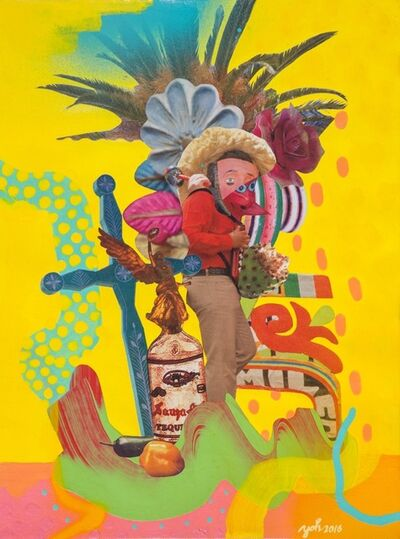 Yoh Nagao, 'Color Envoys VI', 2016