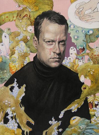 Michael Reedy, 'Self Portrait (a.)'