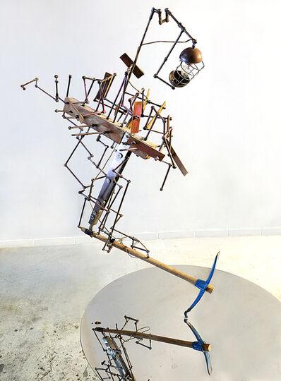 Bilal Hakan Karakaya, 'Pickaxe - Kazma', 2014