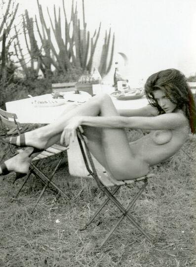 Sante D'Orazio, 'Stephanie Seymour 2 St Barths ', 1992