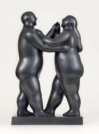 Fernando Botero, 'Dancing Couple', 2012