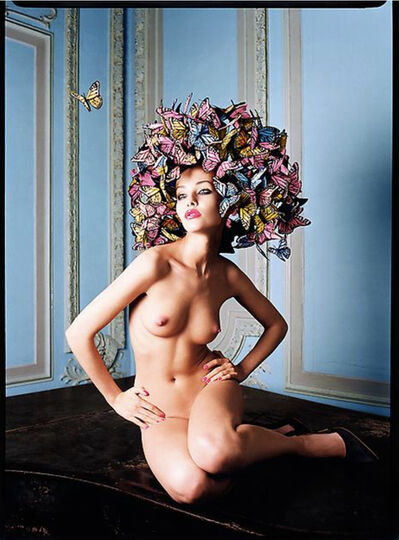 David LaChapelle, 'Nature's Naked Loveliness', 2003