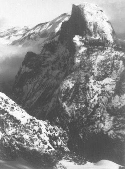 Ansel Adams, 'Half Dome in Winter, Yosemite [California]', ca. 1928