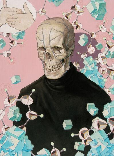 Michael Reedy, 'Self Portrait (b.)'