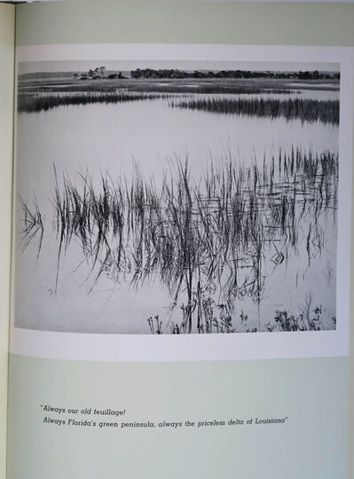 Edward Weston, 'Walt Whitman: Leaves of Grass illustrated throughout with reproductions of Edward Weston photographs, SIGNED', 1942