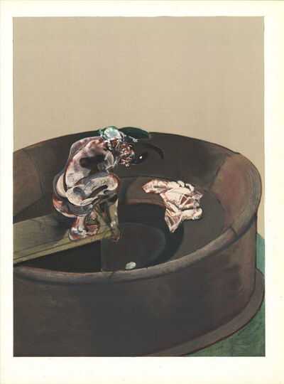Francis Bacon, 'Portrait of George Dyer Crouching', 1966