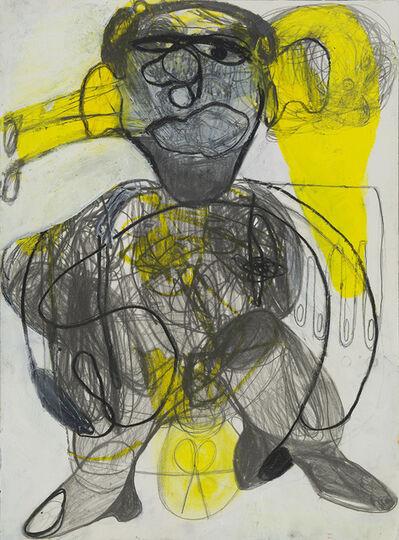 Caroline Demangel, 'Obsession Jaune', 2015