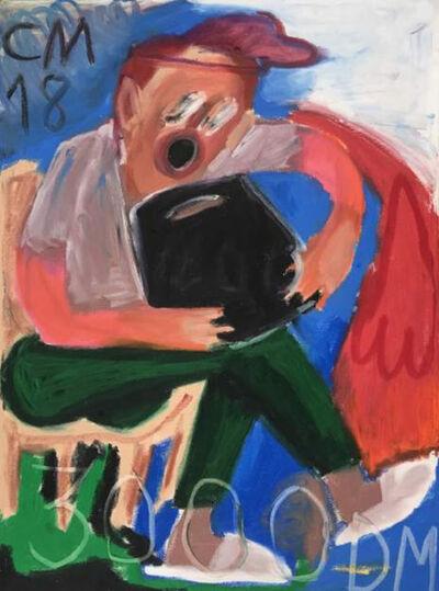Conny Maier, 'PLASTIKTÜTE', 2018