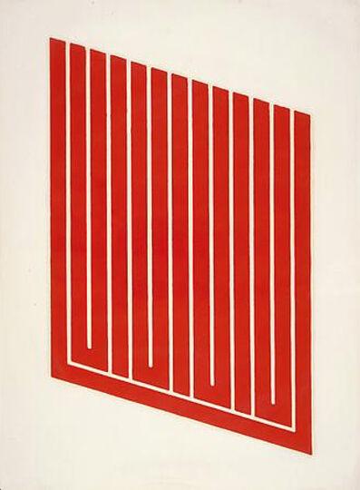 Donald Judd, 'Untitled (Schellmann 51)'