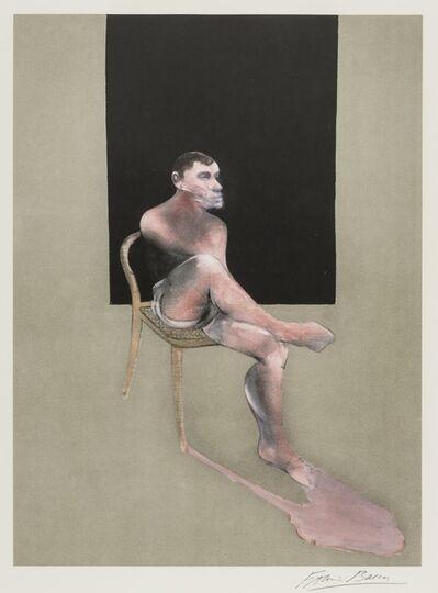 Francis Bacon, 'Portrait of John Edwards', 2002