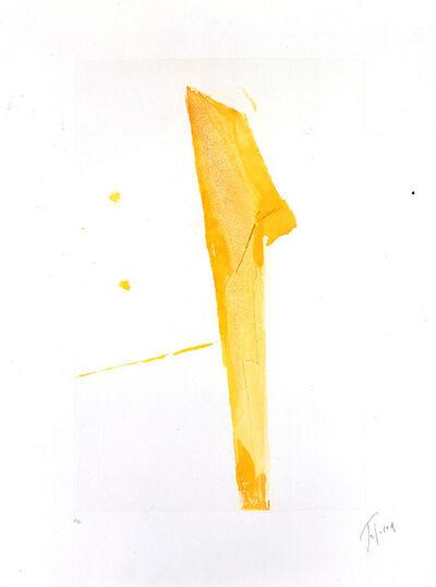 Pierre Tal-Coat, 'Montée', 1980