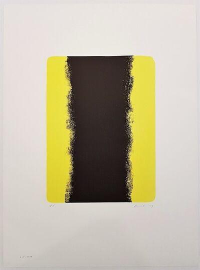 Hans Hartung, 'L-5-1974', 1973-1974