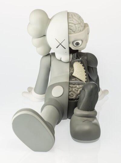KAWS, 'Companion (Resting Place) (Grey)', 2013