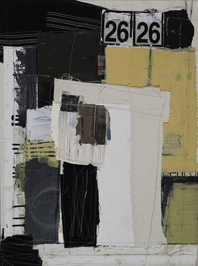 Joan Tucker, 'Boro 26x2', 2018