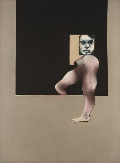 Francis Bacon, 'Triptych (Right hand panel)', 1991