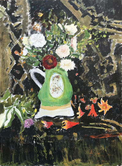Gogi Chagelishvili, 'Flowers in the Vase', 2015