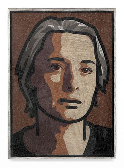 Julian Opie, 'Johanna', 2014