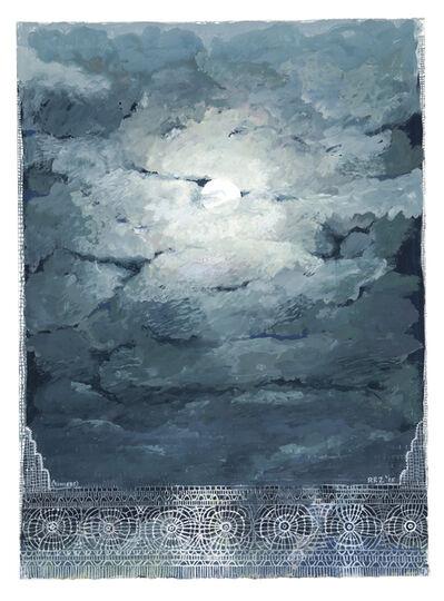 Robert Zakanitch, 'Tatting Moon', 2015