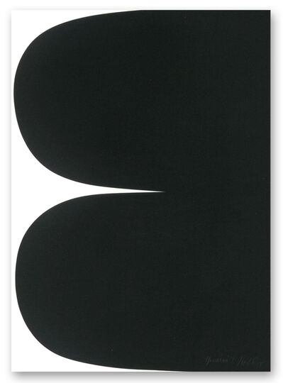 Ellsworth Kelly, 'Untitled (for Obama)', 2012