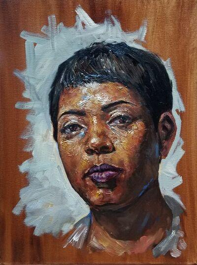 Peter Lupkin, 'Portrait of Shanel', 2019
