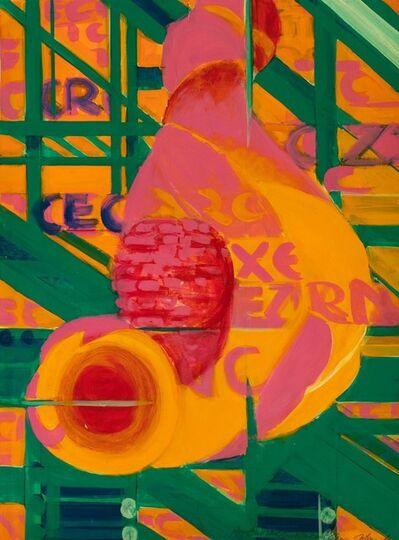 Titina Maselli, 'Composizione rossa'