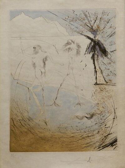 Salvador Dalí, 'Faust Femmes-Poules', 1969