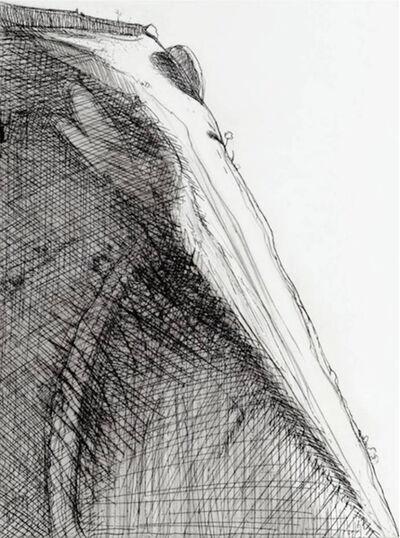 Wayne Thiebaud, 'Heart Ridge', 2011