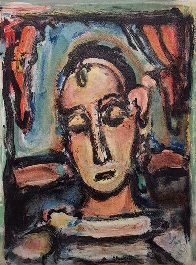 Georges Rouault, 'Tete de Jeune Fille', 1939