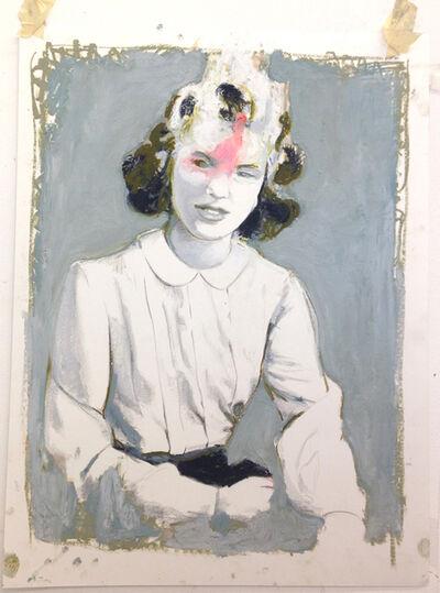 Mercedes Helnwein, 'Rhoda', 2014