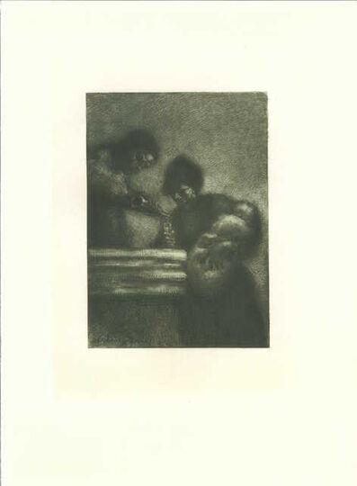 Gaston La Touche, 'L'alcool', 1910