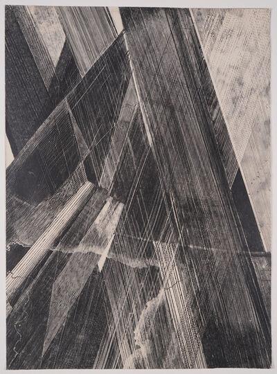 Karol Hiller, 'Heliographic Composition', ca. 1936
