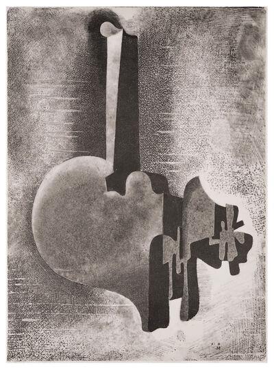 Karol Hiller, 'Heliograph XXV', 1938