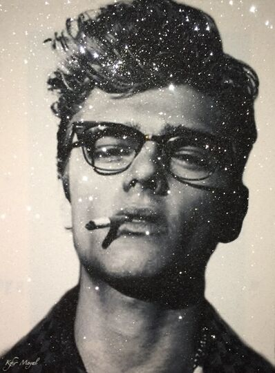 Kfir Moyal, 'SEXY JAMES DEAN', 2017