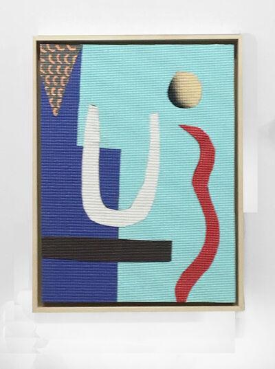 Alex Ebstein, 'Vague Space', 2017