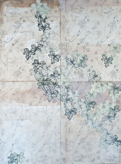 Kiki Gaffney, 'Vines on a Pattern', 2011