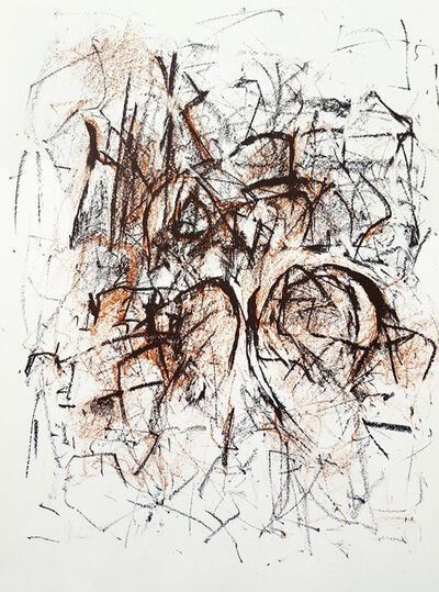 """Joan Mitchell, 'Illustration by: """"Meditations in an Emergency""""', 1967"""