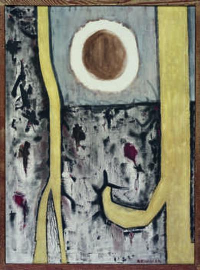 Barnett Newman, 'Genetic Moments', 1947