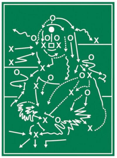 LG Williams, 'How To Explain Art To The Sports & Traffic Generation (Mona Lisa)', 2014