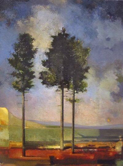 David deVillier, 'The Blue Distance'