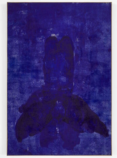 Yves Klein, 'UNTITLED ANTHROPOMETRY (ANT 31)', 1960