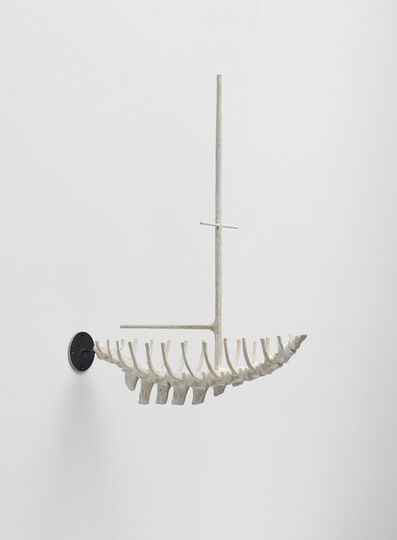 Hugh Hayden, 'Gulf Stream (skeleton study)', 2019