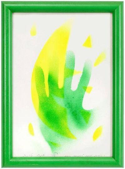 Eli Content, 'Untitled, Green Hand', 20th Century