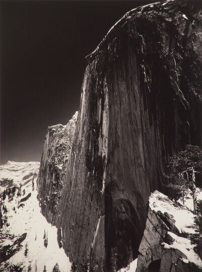 Ansel Adams, 'Monolith, The Face of Half Dome, Yosemite National Park, California', 1926