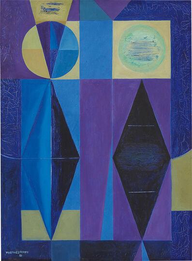 Luis Martinez Pedro, 'Untitled', 1951