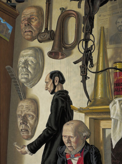 F. Scott Hess, 'A Blight of Ancestors', 2009