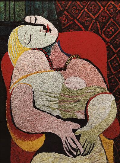 Vik Muniz, 'The Dream, After Picasso', 2007