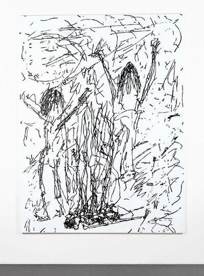 Chris Succo, 'Fullmoon Fire', 2017