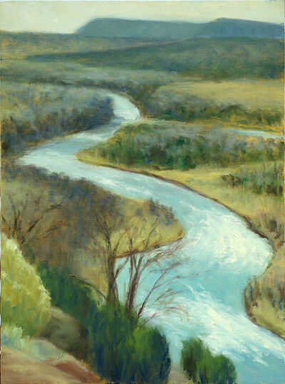 Margaret Leveson, 'The Chama River', 2015