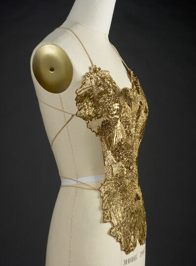 Basso and Brooke, 'Backless Blouse', 2008