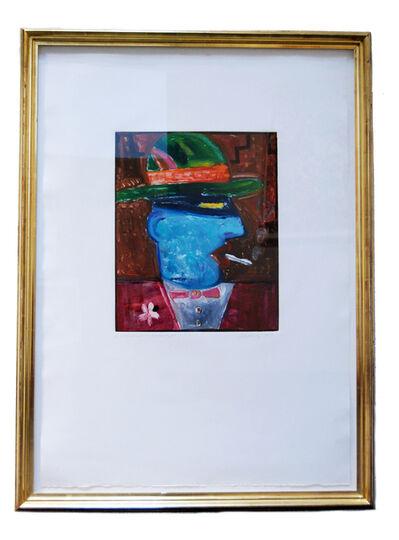Carlos Almaraz, 'El Mestizo', 1989
